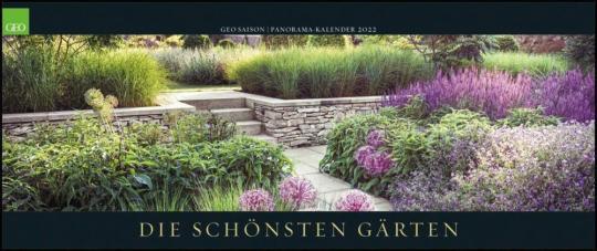 Die schönsten Gärten 2022