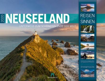 Neuseeland 2020 Reisen mit allen Sinnen