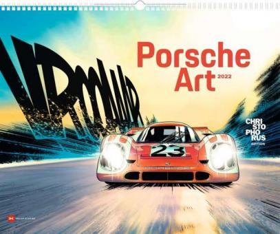 Porsche Art 2022