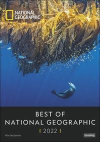 Best of National Geographic Wochenplaner 2022