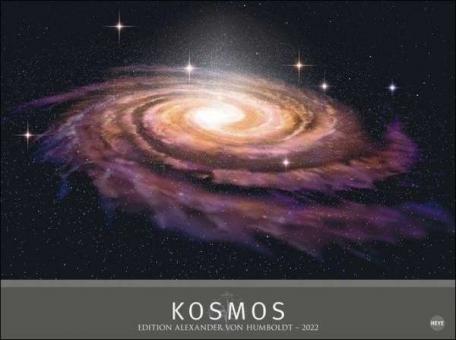Kosmos - Edition Alexander von Humboldt Kalender 2022
