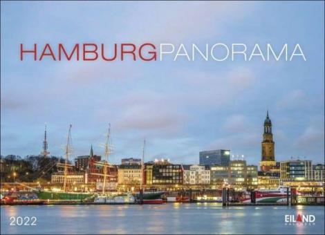 Hamburg Panorama 2022